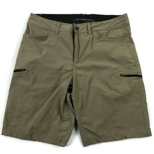 Zeroxposure Nylon Cargo Shorts